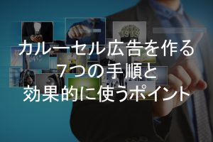 Facebook広告,カルーセル広告,作り方