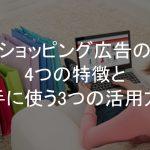 リスティング広告,グーグルアドワーズ,ショッピング広告