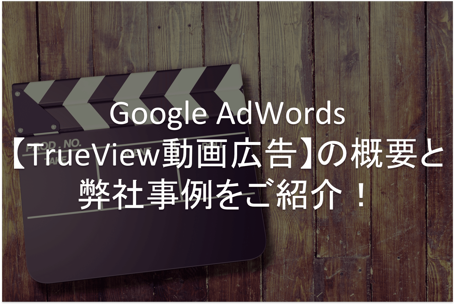 Google AdWords,動画