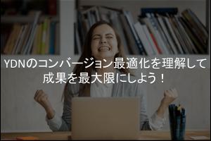 YDN コンバージョン最適化